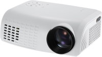 IBS 100 Lumens E07 Mini LED TV HDMI Education Portable Home Theater Portable Projector (White)