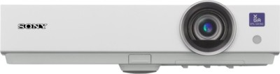 Sony VPL-DX142 Portable Projector (White)