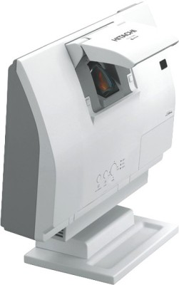 Hitachi CP-A222WNM Projector (White)