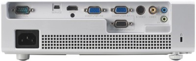 Hitachi CP-DX300 Projector (White)