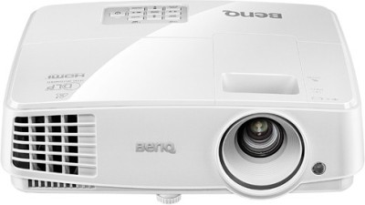 BenQ MS524 Projector (White)