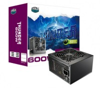 Cooler Master Thunder 600 Watts PSU: PSU