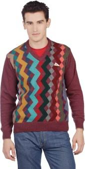 Monte Carlo V-neck Men's Pullover