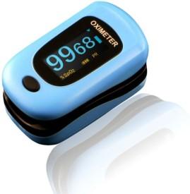 Newnik PX701 Audio-Visual Fingertip - Pink Pulse Oximeter
