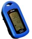 Nonin GO2 LCD Finger Pulse Oximeter - Blue