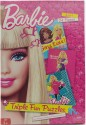 BPI Barbie Triple Fun Jigsaw Puzzle - 24 Pieces