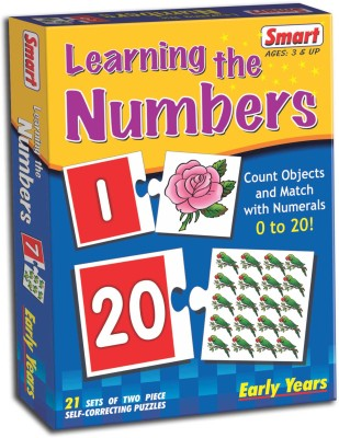 Smart Puzzles Smart Learning the Numbers