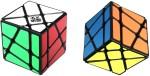 MoYu Puzzles MoYu Crazy YiLeng Fisher Speed Magic cube Black