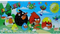 Shop Street Angry Bird 120 Piece Jigsaw Puzzle (120 Pieces)