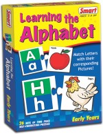 Smart Puzzles Smart Learning the Alphabet