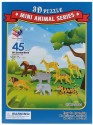 Magic Puzzle Mini Animal Series 3D Puzzle - 45 Pieces