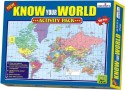 Creative Education Know Your World-Activity Pack - 100 Pieces