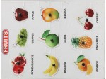Lovely Puzzles Lovely Wooden Puzzle Fruits