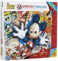 Mega Blocks Breakthrough 200pc Mickey Level2 - 200 Pieces
