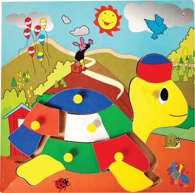 Skillofun Skillofun Theme Puzzle Standard Tortoise With Cap