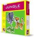 Toy Kraft Jungle 2 Pieces - Head & Tail - 2 Pieces