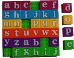 Hrinkar Puzzles Hrinkar English Alphabet Tray Lowercase Toy For Kids