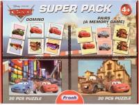 Frank Disney Cars Puzzle Set - 30 Pieces (30 Pieces)