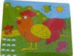 SH Puzzles SH Bird Cartoon