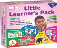 Creative's Little Learn's Pack - Part-II (240 Pieces)