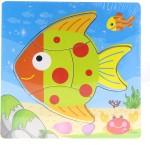 Treasure Trunk Puzzles Treasure Trunk Puzzles Thin Fish