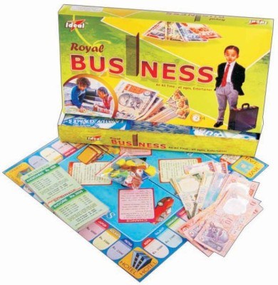 RZ World Puzzles RZ World Royal Business