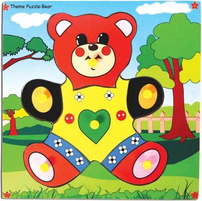 Skillofun Skillofun Theme Puzzle Standard Teddy Bear