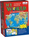 Creative Education My World Activity Pack - 30 Pieces