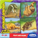 Frank Animal Kingdom-Unusual Animals - 72 Pieces