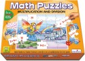 Creative's Math Puzzles Multiplication And Division - 75 Pieces