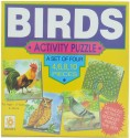 Creative's Bird Puzzles - A Set Of Four Puzzles - 28 Pieces