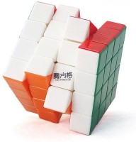 Emob Magic Rubik Cube 4x4x4 High Speed Stickerless (1 Pieces)
