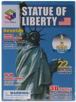 Liberty Magic Puzzle Statue Of Liberty 3D Puzzle