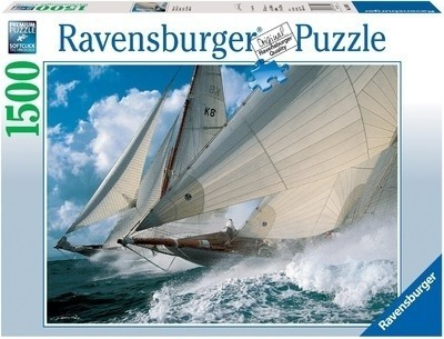 Buy Ravensburger Sailing Adventure: Puzzle