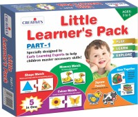 Creative's Little Learn's Pack - Part-I (240 Pieces)