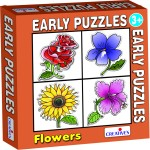 Creative's Puzzles Creative's Early Puzzles Flowers