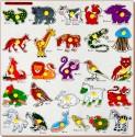 Little Genius Animal Alphabets Picture Puzzle - 26 Pieces