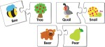 The Learning Journey Puzzles The Learning Journey Match & Learn Rhyme