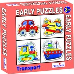 Creative's Puzzles Creative's Early Puzzles Transport