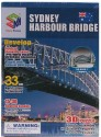 Magic Puzzle Sydney Harbour Bridge 3D Puzzle - 33 Pieces