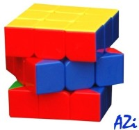 Azi 3x3x3 Speed Magic Cube (1 Pieces)