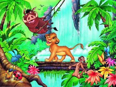 Buy Ravensburger The Lion King: Puzzle