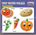 Smart Puzzles Smart First Picture Puzzles Vegetables