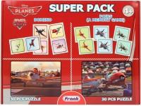 Frank Disney Planes Puzzle Set - 30 Pieces (30 Pieces)
