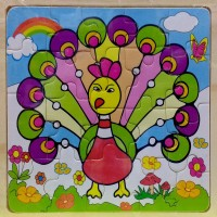 Abee Junior Jigsaw Puzzle For Kids (20 Pieces)