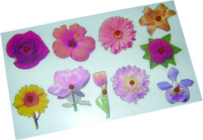 Kido Puzzles Kido Name the Flowers