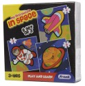 Frank My First Puzzle In Space - 15 Pieces