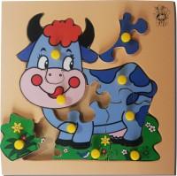 Skillofun Skillofun Puzzle  Cow