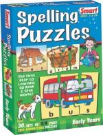 Smart Puzzles Smart Spelling Puzzles