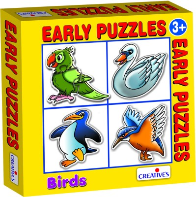 Creative's Puzzles Creative's Early Puzzles Birds